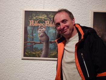 Ilustracije Mladena Melanška na ogled v Jakijevi hiši – Galeriji Nazarje
