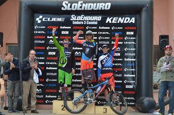 Kolesarska dirka serije SloEnduro