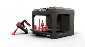 Računalniške novice podarjajo 3D printer