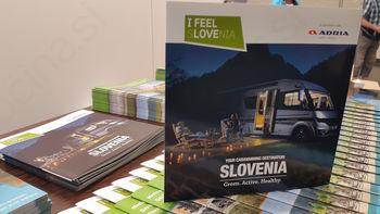 Slovenija kot karavaning destinacija