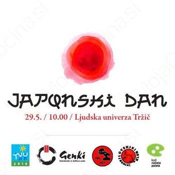 Japonski dan v Tržiču