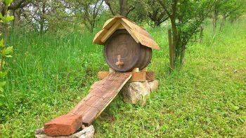 Bi ležali na čebeljih panjih? Razvoj apiturizma oz.  čebelarskega turizma