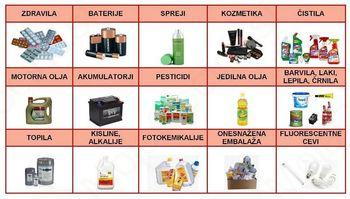 Zabojnik za nevarne odpadke bo na Vranskem v soboto, 17. 5. 2014