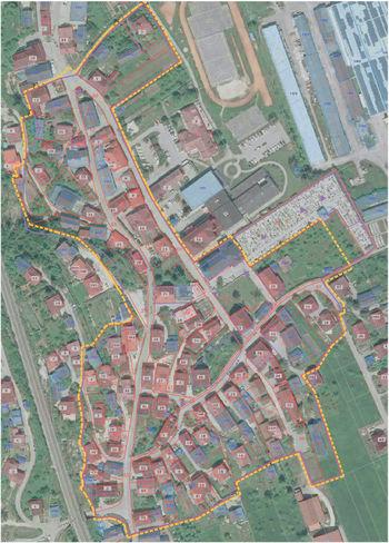 Prenova vaškega jedra v Borovnici