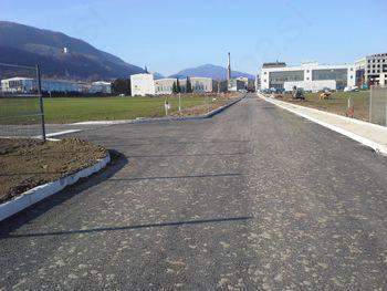 Gradnja komunalne infrastrukture na območju Obrtne cone Slovenske Konjice