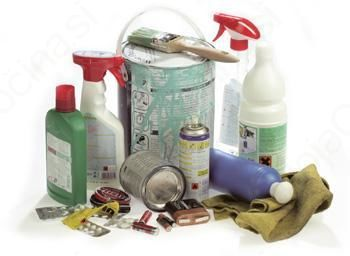 Urnik zbiranja nevarnih gospodinjskih odpadkov in odpadne električne in elektronske opreme