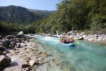 Odprtje ribiške in plovne sezone na reki Soči
