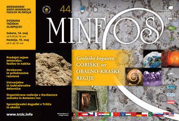 Mednarodni dnevi mineralov, fosilov in okolja, 44. MINFOS