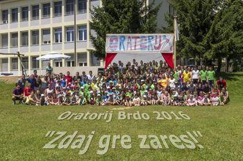 Oratorij Brdo 2016
