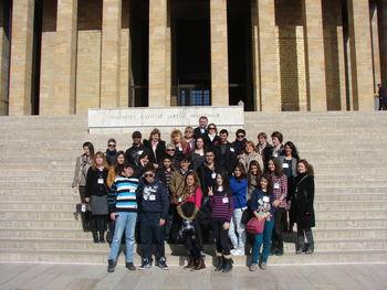 Obisk Turčije v okviru projekta Comenius