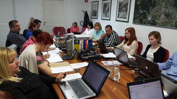 Svetniki o realizaciji v letu 2014