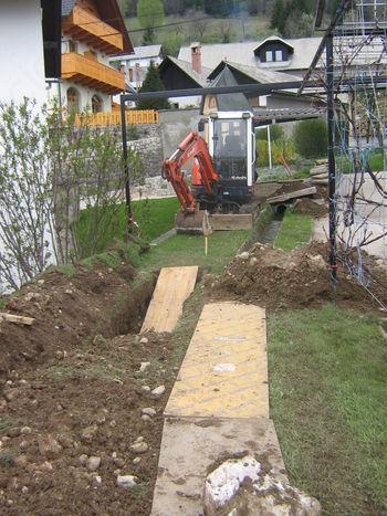 Obnova komunalne infrastrukture v naselju Rebr v Zasipu