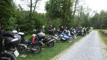 MOTOLUX MOTORBIKE CAMPING GOSTIL MOTORISTE VETERINARJE