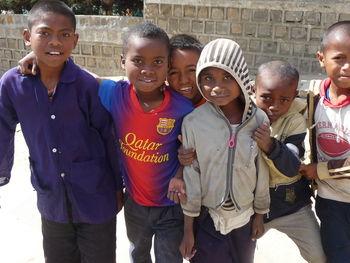 Utrinki z župnijskega romanja na Madagaskar