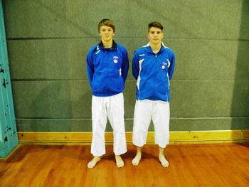 Karate kluba Mislinja