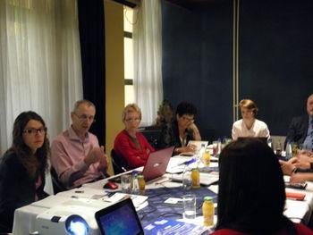 Zaključni sestanek projekta A3-NET