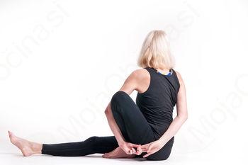 Jogijski položaji za tekače in športne ljudi