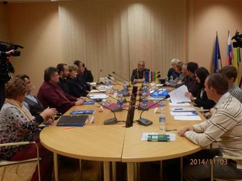 1. konstitutivna seja Občinskega sveta Občine Destrnik