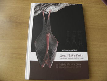 Uspešna predstavitev knjige Jama Velika Pasica - zgodovina, okolje in življenje v njej