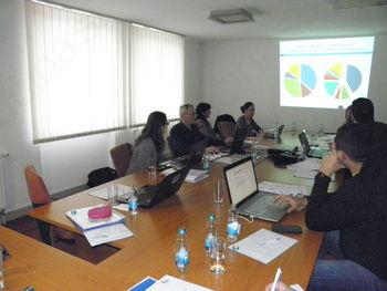 V Drvarju potekal sestanek projekta CAN