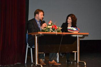 Eva Irgl in Jože Možina o Pedru Opeki