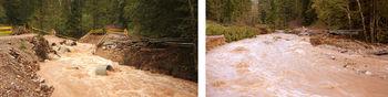 Poplave v občini nekoč in danes