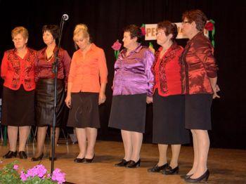 Srečanje ljudskih pevcev in godcev v Vitomarcih