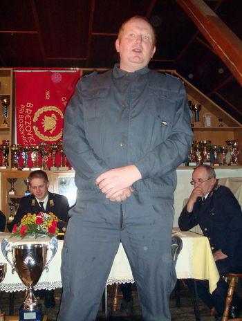 Predsednik ostaja Drašler, novi poveljnik je Turšič