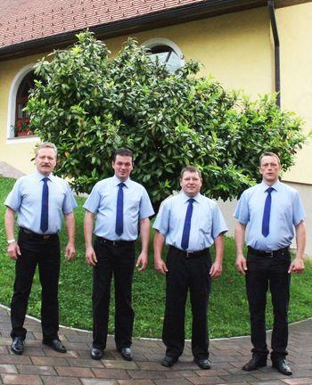 Kvartet Frankolovo vabi na letni koncert