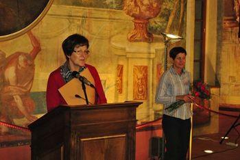 Kulturno-turistično društvo Zarja Bilje je prejemnik Murkove listine za leto 2015
