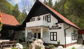 Turistično društvo Polhov Gradec in gostilna Pograjski dom