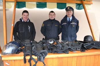 Dan odprtih vrat Policijske postaje Trebnje