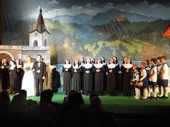 Glasbeno-gledališki spektatel v Prepoljah