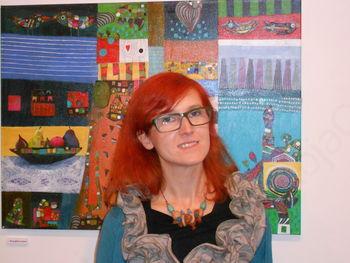 Živahna razstavna dejavnost domačih umetnikov
