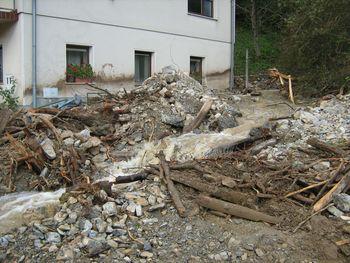 Odobrili evropska sredstva za prvo fazo protipoplavnih ukrepov na Gradaščici