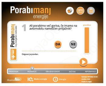 Z izračunom porabljene energije razpolovimo svoje stroške