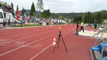 Posamično atletsko tekmovanje učenk in učencev OŠ Koroške