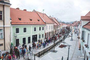 Pustni torek v Slovenskih Konjicah