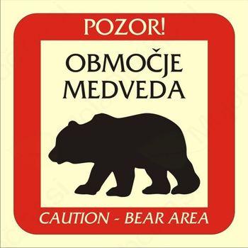 Medvedji spopad na Voglu uradno potrjen