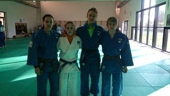 Judoistka Zala Pečoler peta na evropskem kadetskem pokalu v Italiji