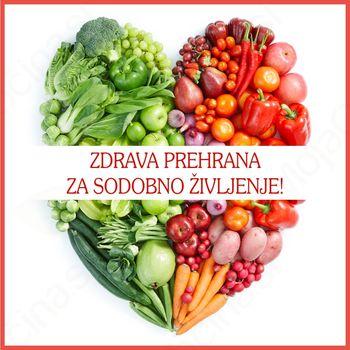 Tečaj zdrave prehrane za sodobno življenje - brezplačna predstavitev in sklop štirih delavnic :)
