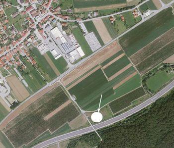 Deponija za odpadno vejevje na Ilovici zaprta