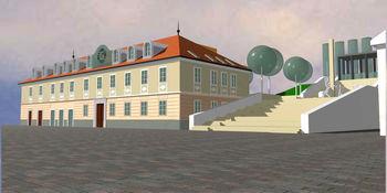 Projekt obnova Pungartnikove domačije