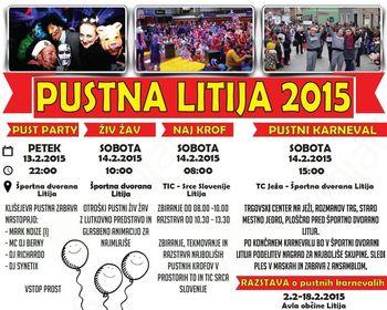 Pustna Litija 2015