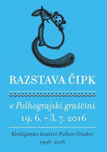 Klekljarsko društvo Polhov Gradec ob 20-letnici