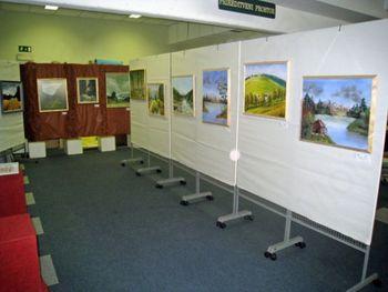 5. razstava del nastalih na likovni koloniji Kope 2011
