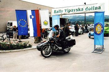 Jubilejni rally Vipavska dolina