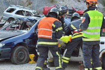 Tehnično reševanje ob prometnih nesrečah
