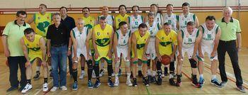 Košarkarski veterani gostovali v Borovnici