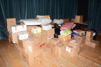V Ivančni Gorici zbrali več kot tono pomoči za poplave